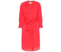 Hemdblusenkleid Kristy aus Baumwolle