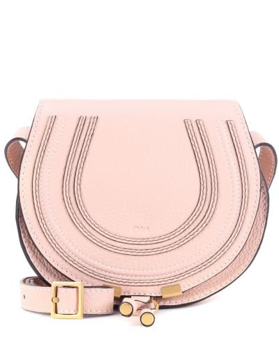 Chloé Damen Tasche Mini Marcie aus Leder Günstig Kaufen Footlocker vLdo7P