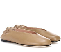 Ballerinas Oddry aus Leder