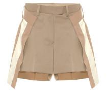 Shorts mit Wollanteil