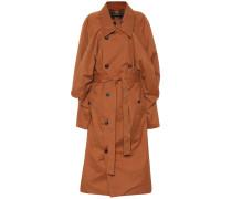 Oversize-Trenchcoat