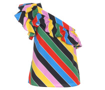 Asymmetrisches Top aus Baumwolle