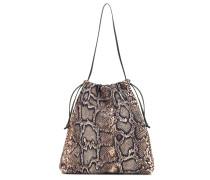 Bedruckte Bucket-Bag
