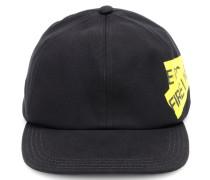 Verzierte Baseball-Cap aus Baumwolle