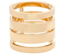 Ring Berbere Module aus 18kt Gelbgold