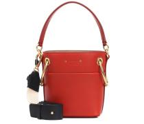 Bucket-Bag Roy Mini aus Leder