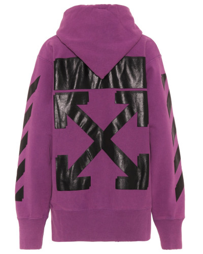 X Champion Hoodie
