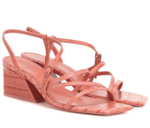 Sandalen Kelise aus Leder