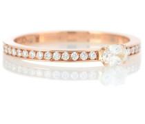 Ring Harvest aus 18kt Roségold mit Diamanten