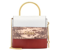 Schultertasche Aby Lock Small