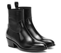 Ankle Boots Jesse aus Leder