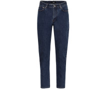 Mid-Rise Straight Jeans 80's