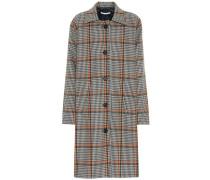 Mantel Cary aus einem Wollgemisch