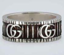 Ring GG aus Sterlingsilber