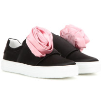 Slip-on-Sneakers Sneaky Viv' aus Satin