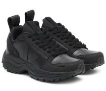 X Veja Sneakers aus Lederimitat