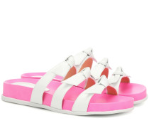 Sandalen Lolita aus Leder