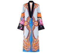 Bedruckte Kimonojacke