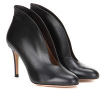 Exklusive bei mytheresa.com – Ankle Boots Vamp 85 aus Leder