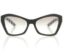 Cat-Eye-Sonnenbrille Ultravox