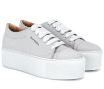 Plateau-Sneakers Drihanna Stardust