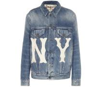 Jeansjacke NY Yankees