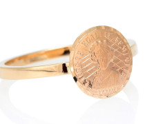 Ring Louise d'Or aus 14kt Gelbgold