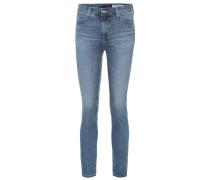 High-Rise Skinny Jeans The Mari