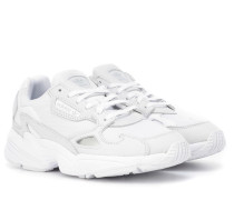 Sneakers Falcon mit Veloursleder