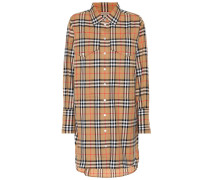 Oversize-Bluse Redwing Vintage Check