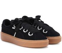 Sneakers Basket Platform