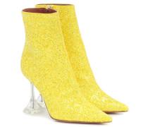 Ankle Boots Giorgia mit Glitter