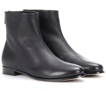 Ankle Boots Duke aus Leder