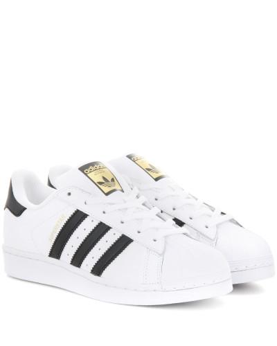 adidas Damen Sneakers Superstar aus Leder Neuesten Kollektionen Zu Verkaufen kbkNyvhQjK