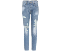 Distressed Jeans Le Original Skinny