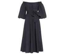 Off-Shoulder-Kleid Riley aus Baumwolle