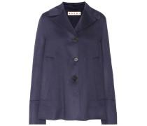 Jacke aus Wolle, Alpaka und Cashmere