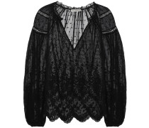 Bluse Harper aus Baumwolle