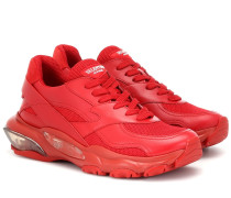 Sneakers Bounce aus Leder