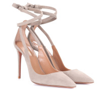 Pumps Milano 105 aus Veloursleder