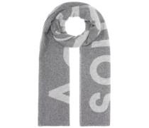 Schal Toronty Logo aus einem Wollgemisch