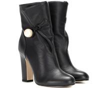 Ankle Boots Bethanie 100 aus Leder