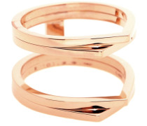 Ring Antifer aus 18kt Roségold