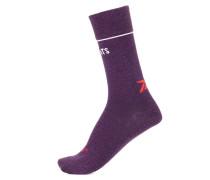 Metallic-Socken x Reebok