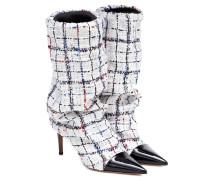 Stiefel Laura aus Tweed