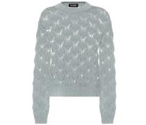 Pullover aus einem Alpakagemisch