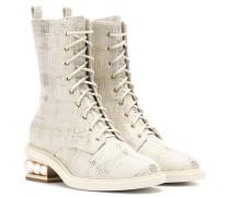 Ankle Boots Casati Pearl mit Schnürung