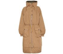 Mantel mit Baumwollanteil