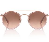 Sonnenbrille Double Round