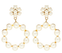 Ohrringe Leilani mit Perlen